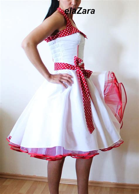 Brautkleider Rockabilly by Rockabilly Wedding Dress By Elazara On Etsy