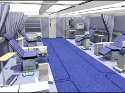 mobile hospital spevco modular mobile hospital concept flythrough