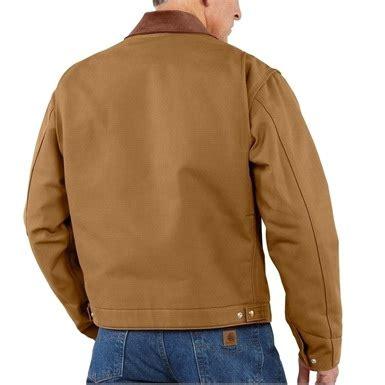 Sweater Carhartt Duck Detroit Zc carhartt ej001 duck detroit jacket mammothworkwear