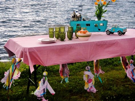 to hold tablecloth on table how to tablecloth weights for a picnic table diy