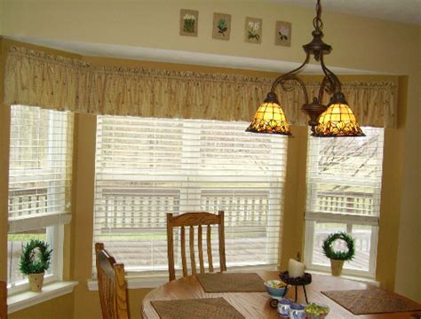 window treatment ideas for bay windows in kitchen home window design 2011 home kitchen bay window treatment