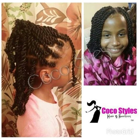 hair style for a nine ye kid s marley twists coco styled pinterest marley