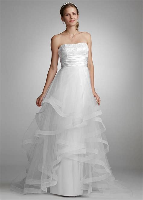 Wedding Dresses On Sale by David S Bridal Wedding Dresses On Sale With David S Bridal