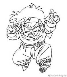 colorare manga disegno dragon ball manga