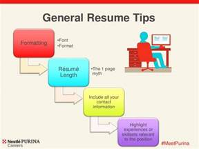 Resume Builder Tips Resume Building Tips