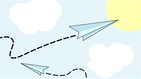How To Make A High Flying Paper Airplane - paper plane quotes quotesgram