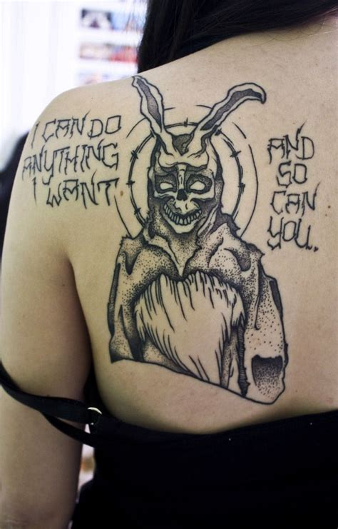 donnie darko tattoo donnie darko i