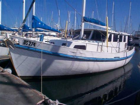 motor sail boats for sale australia lacco pilot house motor sailer sailing boats boats