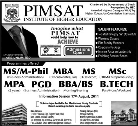 Mba After Mpa by Bba Bs B Tech Mba Ms M Sc M Phil Mpa Admission In