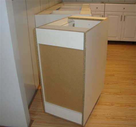 Particle Board Kitchen Cabinets by Simple Cheap Particle Board Carcass And Pvc Doors Kitchen