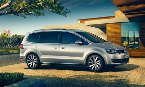 2020 vw sharan 2020 vw sharan facelift release date interior price