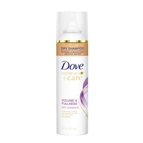 Sho Dove Hair Therapy dove volume and fullness shoo