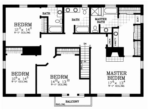 floor plans for houses free unique 4 bedroom house floor plans free house plan