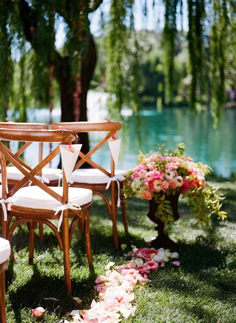 backyard wedding ceremony and reception 119 best images about wedding places spaces on pinterest