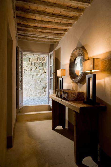 unique visually stunning  luxurious tuscan interior