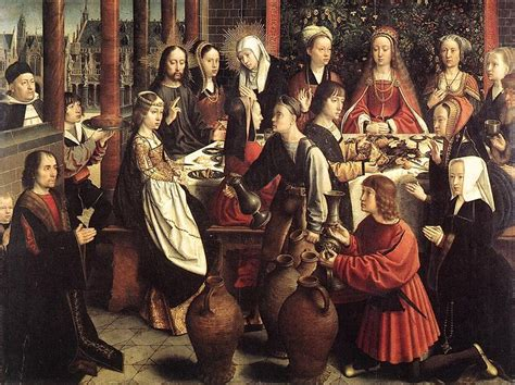 Wedding At Cana Text by On 2 1 12 Daily Devotional Sunday Education