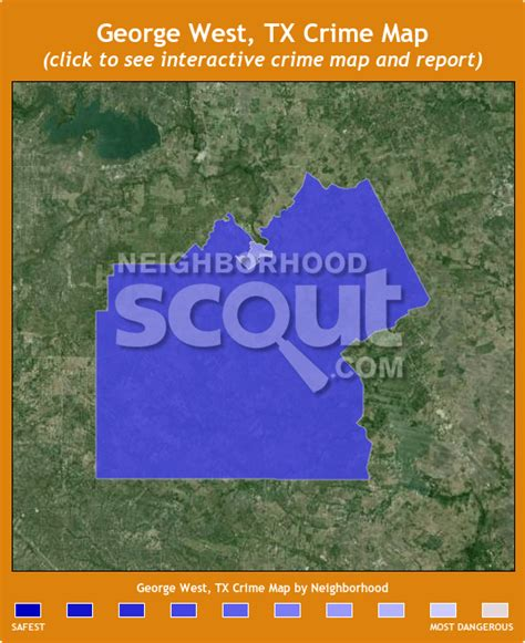 george west crime rates and statistics neighborhoodscout