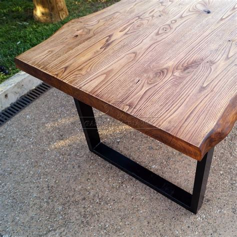tavola legno tavolo legno massello modello impero 30 acquistalo