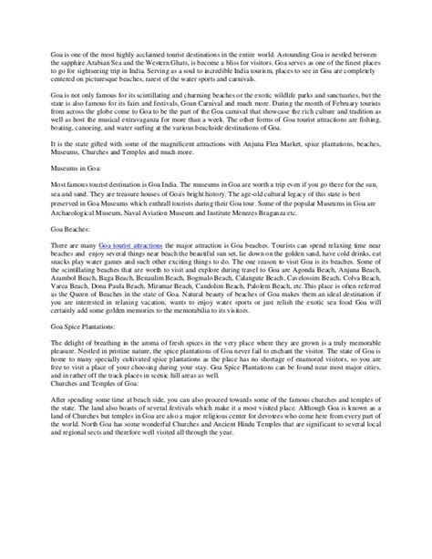 Tourism In India Essay Conclusion by Tourism In India Essay