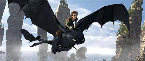 how to train your how to train your dragon blu ray review collider