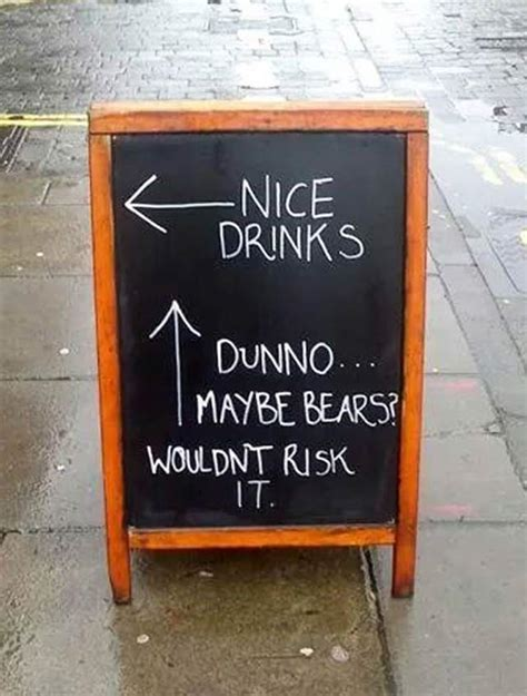 26 Funny Sidewalk Signs That'll Restore Your Faith in