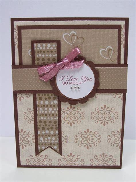 Handmade Greeting Cards For Boyfriend - stin up handmade greeting card s day card i