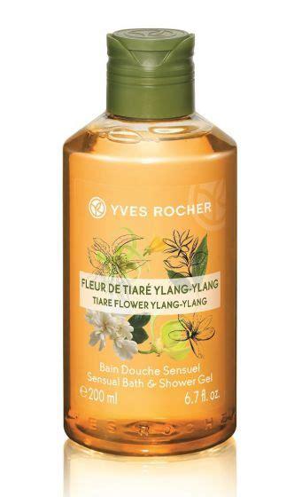 fiore di tiare bagnodoccia sensuale fiore di tiar 233 ylang ylang yves