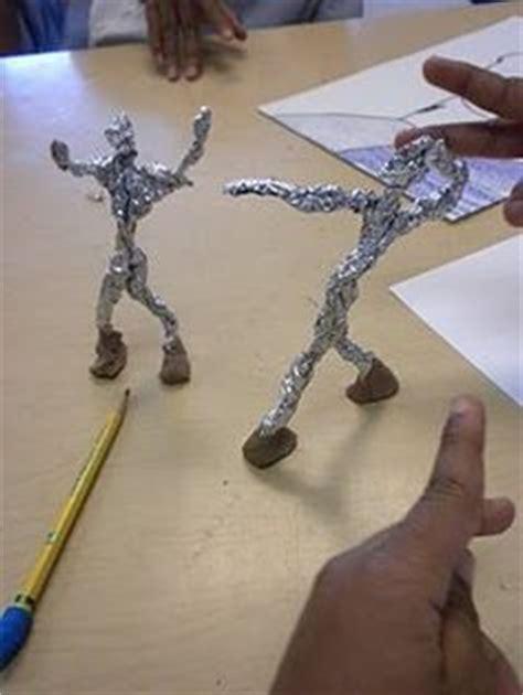 ate aluminum foil artist giacometti on alberto giacometti sculpture and plaster