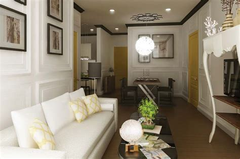 Apartment For Rent 1 Bedroom Makati Knightsbridge Residences At Century City