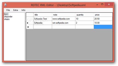 Office Xml Editor Reitec Xml Editor