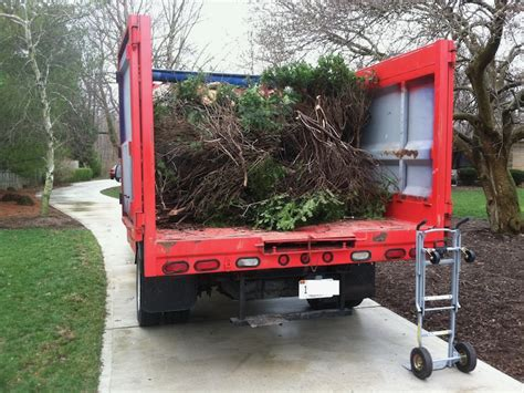 lot clearing brush removal greensboro nc