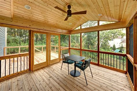 screen room addition for your home design build pros