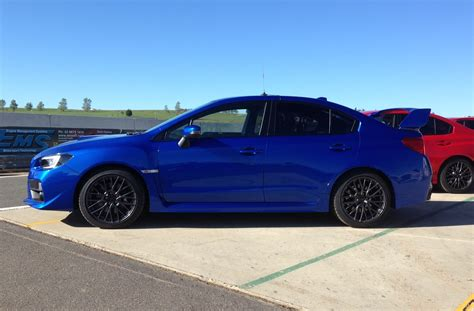 subaru car 2015 2015 subaru wrx sti review caradvice