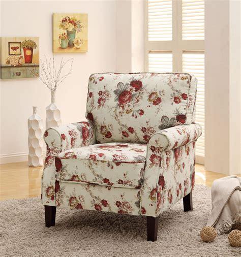 Floral Living Room Chairs Smileydot Us Floral Accent Chairs Living Room