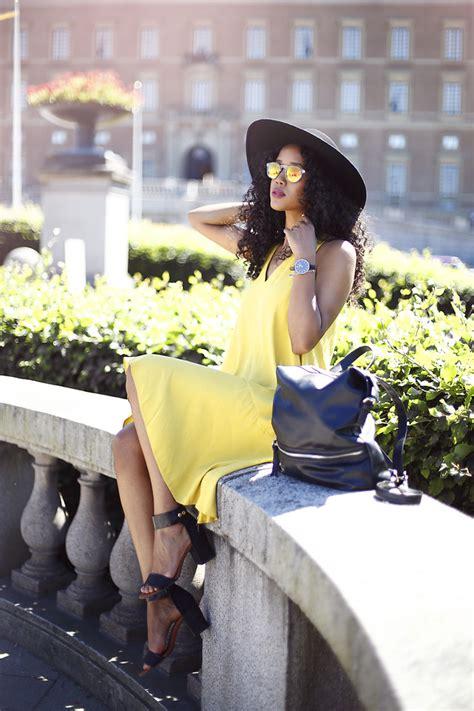 Jumpsuit Lovely Salem salem indrias the yellow dress lookbook