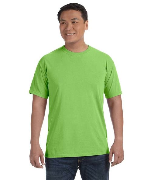 comfort colors aloe comfort colors c1717 t shirt shirtspace com