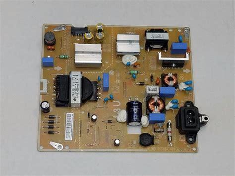 Power Supply Lg 32lk311 lg 43uj6300 power supply eay64529501