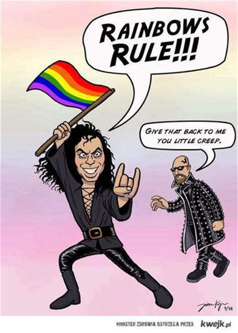 Dio Meme - gay rights imagens ronnie james dio dio and rob halford