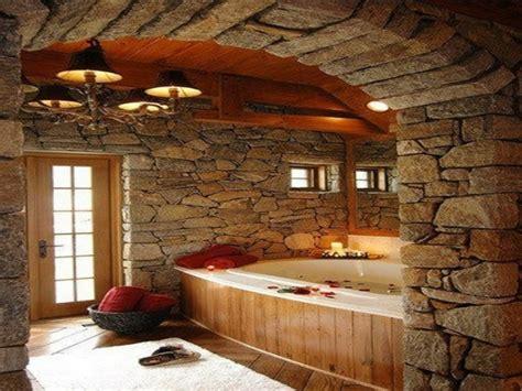 Ordinaire Idee Deco Carrelage Salle De Bain #9: dallage-en-pierre-naturelle-dans-une-salle-de-bains.jpg
