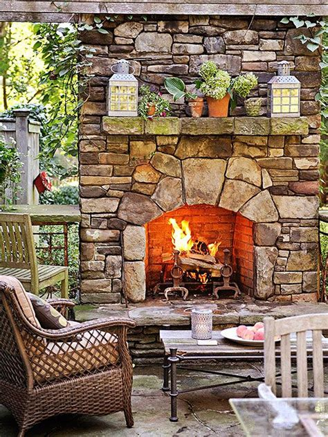 Hearth And Patio Pineville 1000 Ideas About Backyard Fireplace On