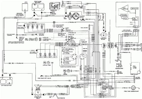 wiring diagram for 1977 chevy truck c65 chevy truck engine