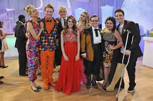 Ally Cast See The Ally Cast S Outrageous Prom Photo M