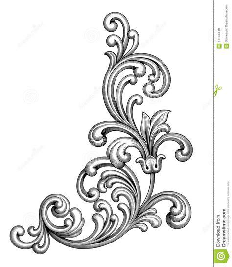 victorian pattern frame vintage baroque victorian frame border monogram floral