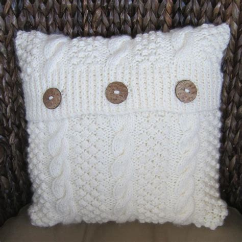 Pattern For Pillow Cover by Blackberry Cables Pillow Cover By Ladyshipdesigns Craftsy