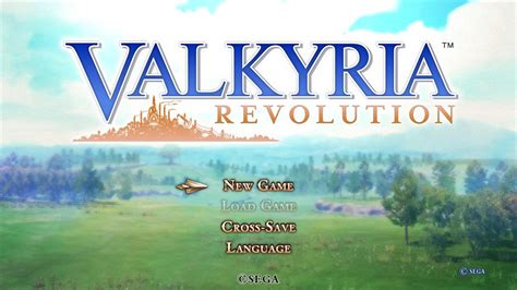 Ps4 Valkyria Revolution Vanargand Edition R1 review valkyria revolution play verse