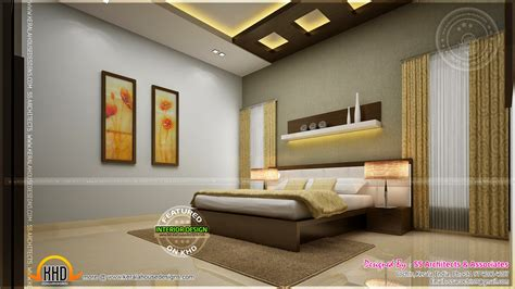 master bedroom design awesome master bedroom interior kerala home design and