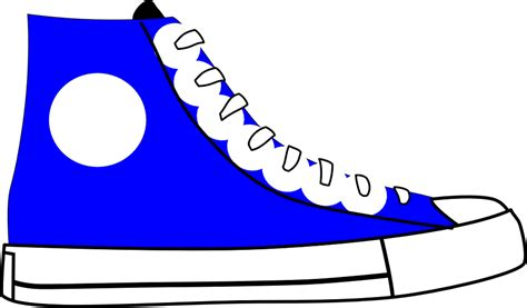 Sepatu Converse Vector free vector graphic all converse shoe free image on pixabay 311825