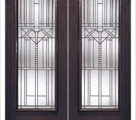Stained Glass Interior French Doors French Doors Interior Leaded Glass Doors
