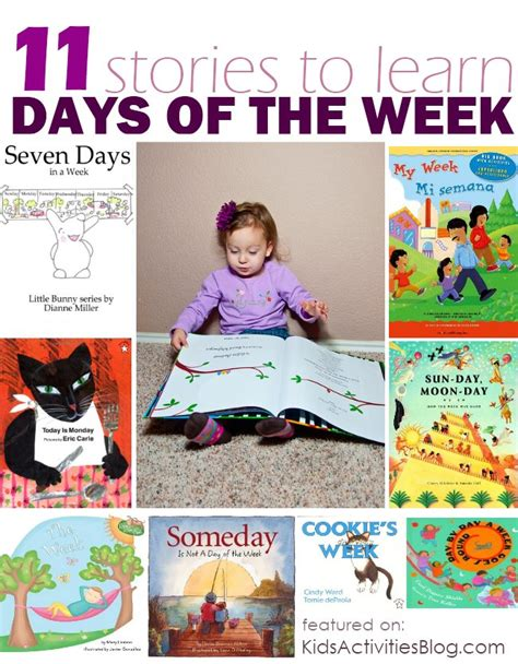 children of the days learning the days of the week is easy with the help of kid tested books about days of the week
