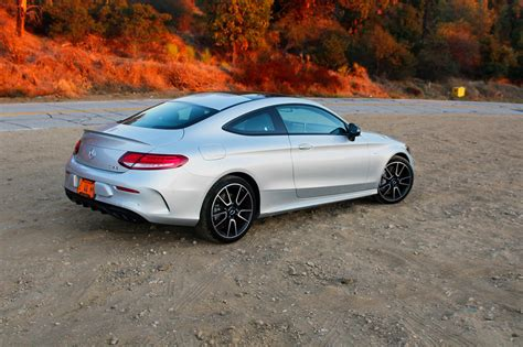 mercedes amg  coupe  week review automobile